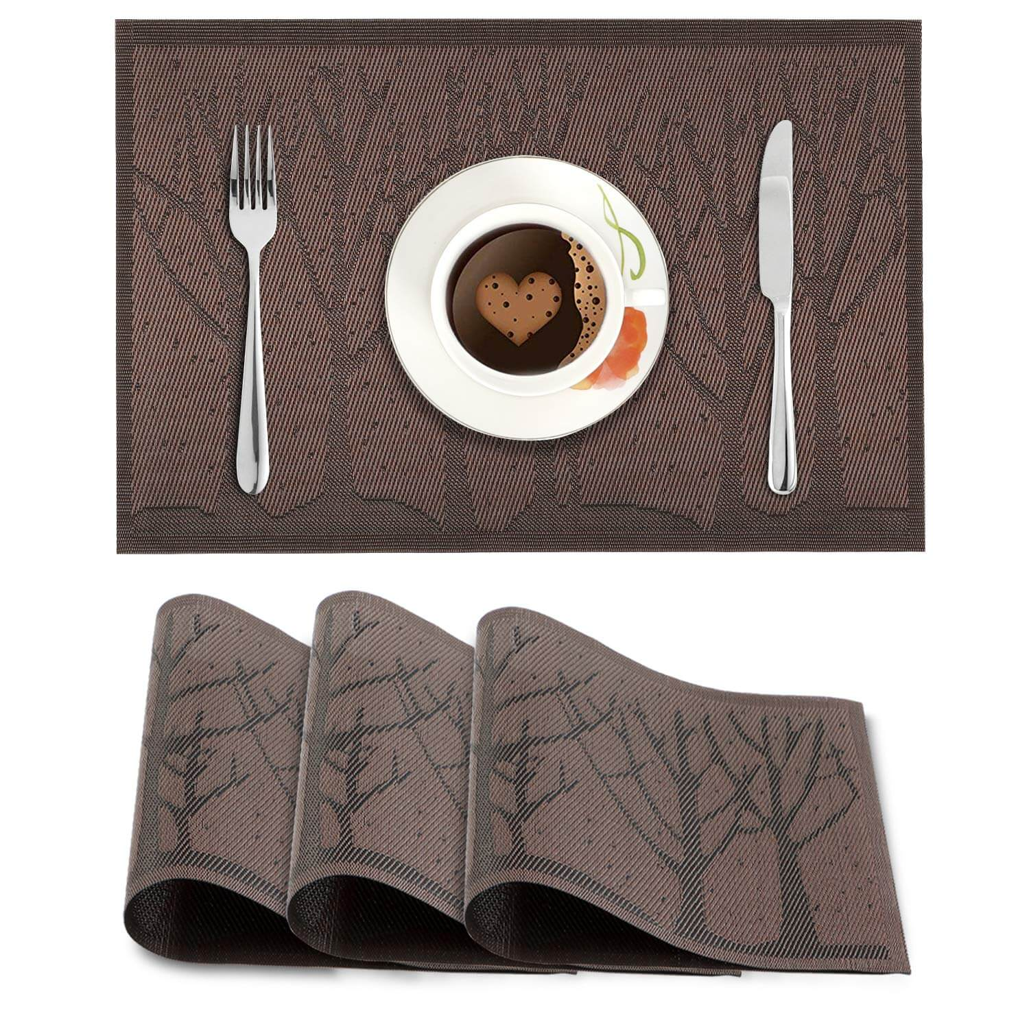 Brown Trees. AND005753. Size- 45x30 cm