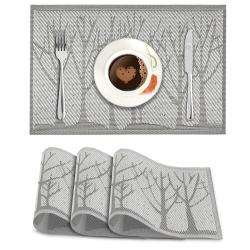 Grey Trees. AND006759. Size- 45x30 cm