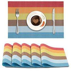 Multicolor Stripes. AND009730. Size- 45x30 cm.