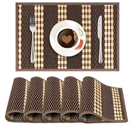 Dark Chocolate Brown Stripes. AND008740. Size- 45x30 cm.