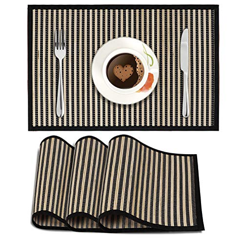 Black Stripes. AND009259. Size- 45x30 cm.