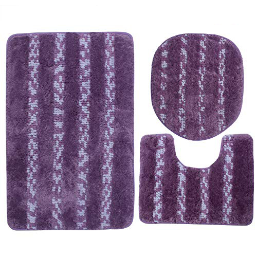 Purple. AND007698. Mat Size- 80x50 cm, 50x40 cm & 40x45 cm.