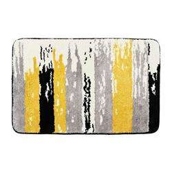 Yellow & Black. AND008524. Size- 80x50 cm.