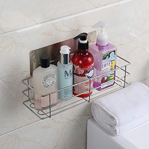 AND007062. Stainless Steel Bathroom Shelf