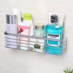 AND010413. Stainless Steel Bathroom Shelf