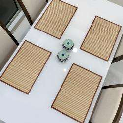 Bamboo Placemats Set of 4