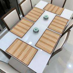 Bamboo Placemats Set of 6