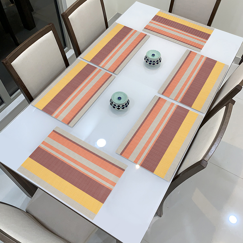 PVC Placemats Set of 6