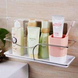AND006916. Bathroom Shelf (White)