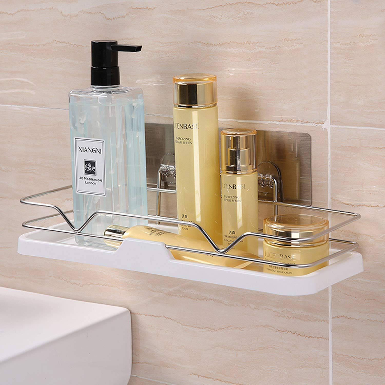 AND006915. Bathroom Shelf (White)