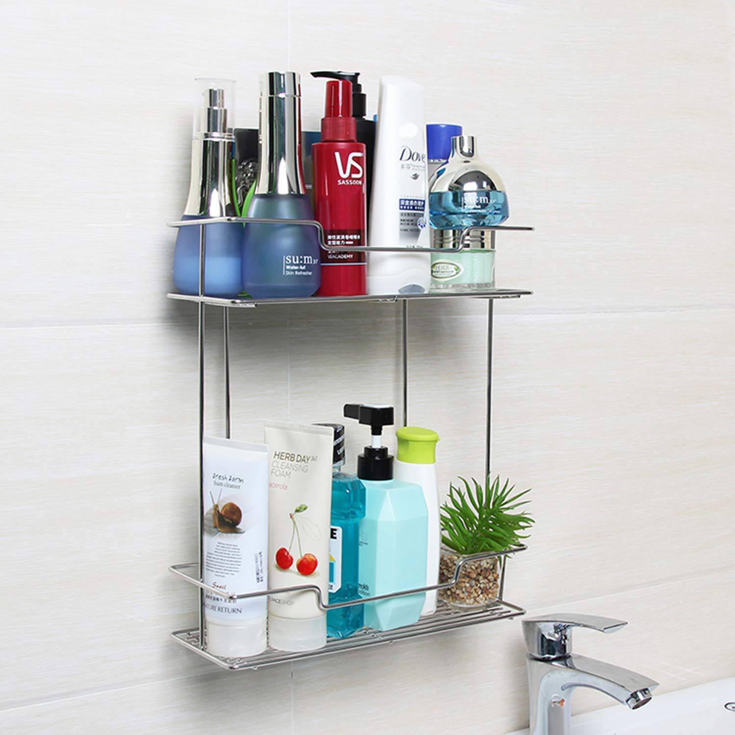 AND008021. Two Tier Shelf