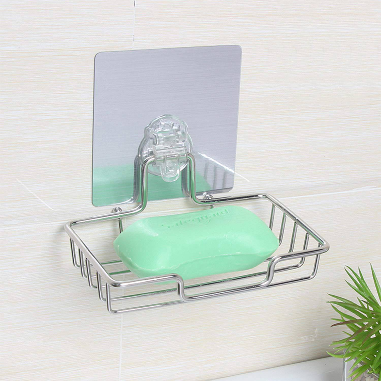 AND007570. Stainless Steel Soap Holder