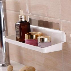 AND005586. Kitchen Bathroom Shelves (White)
