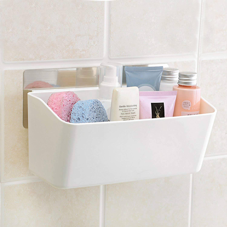 AND005604. Bathroom Shelves (White)