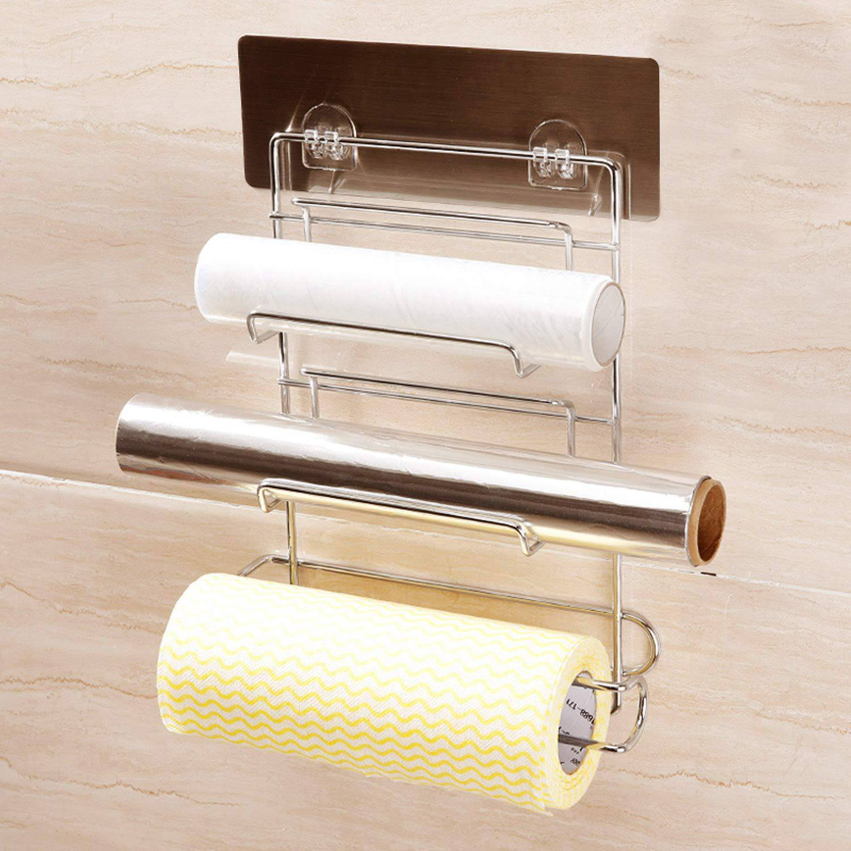 AND006891. Two Shelves for Aluminum Foils/Plastic Cling Wraps
