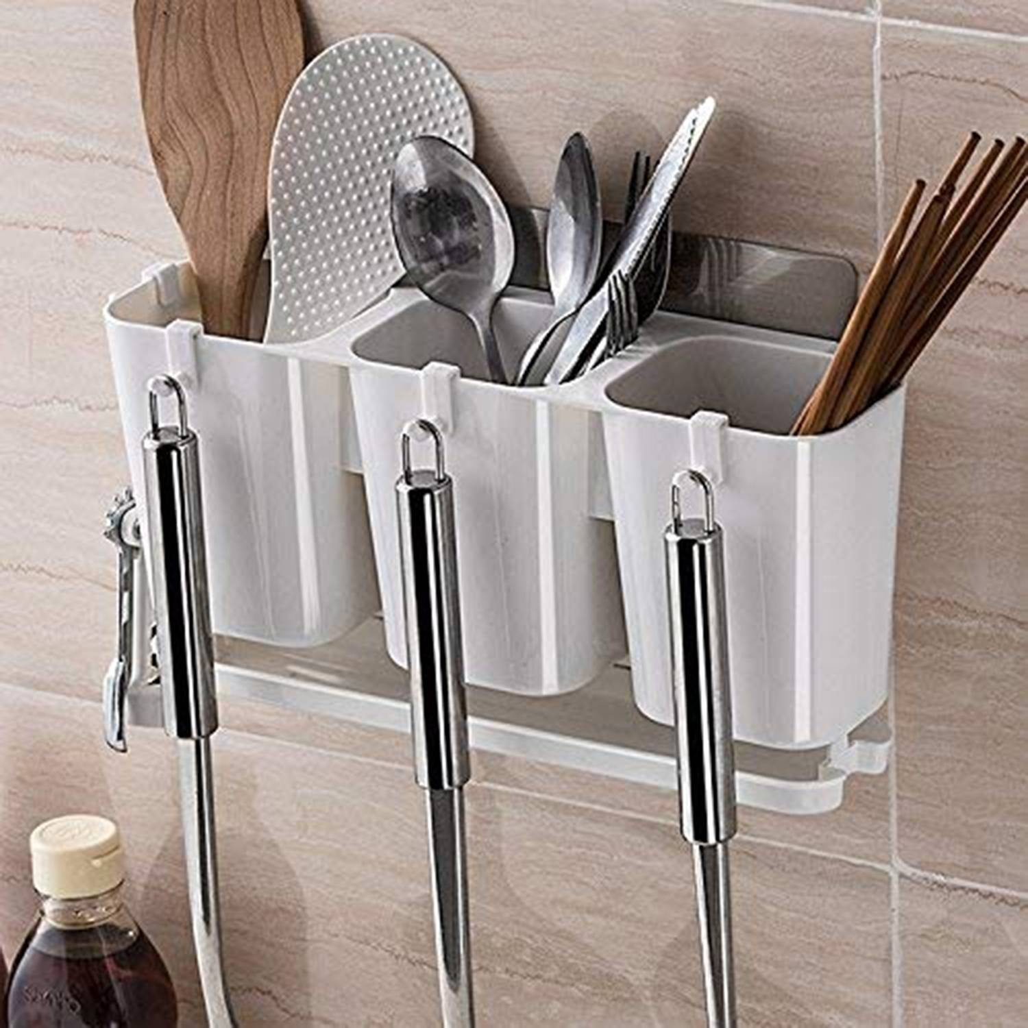 AND006911. Cutlery Holder with Drip Tray