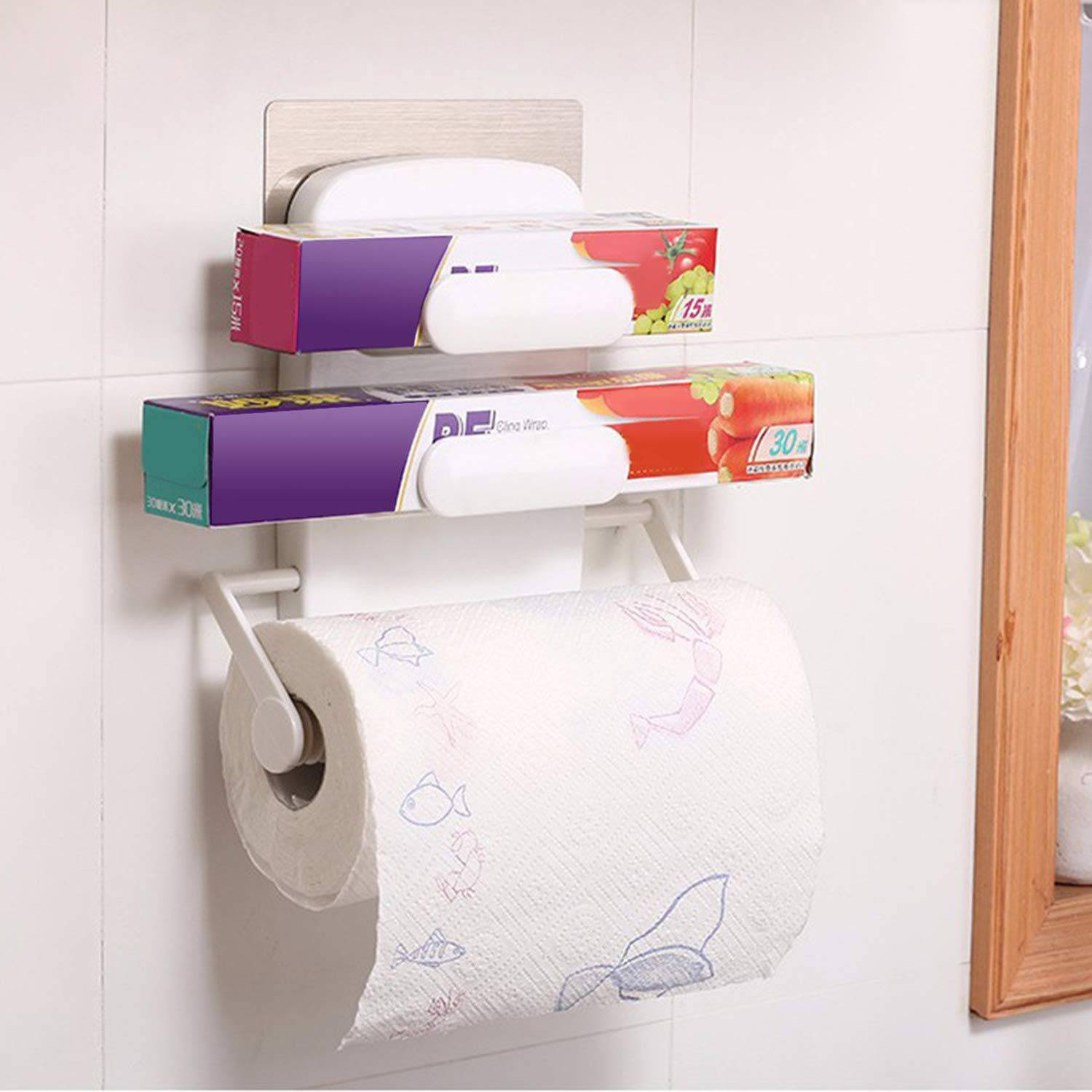 AND005833. Paper Towel Holder