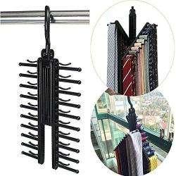 Criss-Cross Necktie Rack. AND004753