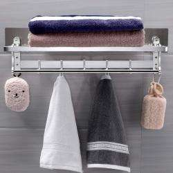 AND010794. Folding Towel Rack with Hooks