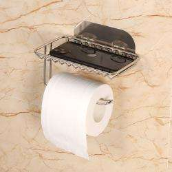 AND011384. Toilet Paper Holder with Storage Rack